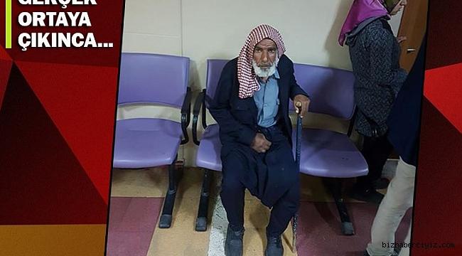 87 yaşındaki Urfalı dede asker kaçağı çıktı!