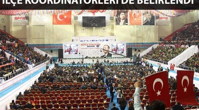 AK Parti'de Yürütme Kurulu belli oldu!