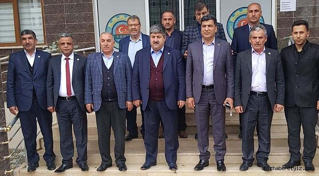 Başkan Ayhan, Çiftçilerin sorunları için kolları sıvadı!