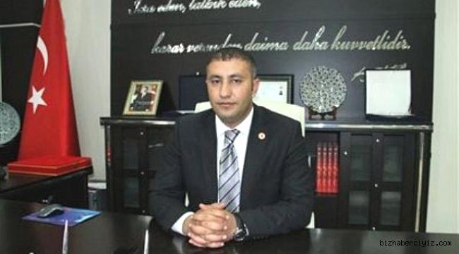 HEMŞERİMİZ OKAY,Konya - Sarayönü KAYMAKAMI OLDU!