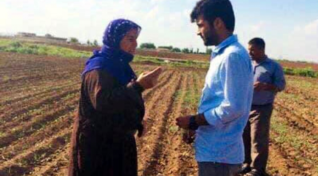 Yüksek Ziraat Mühendisi Murat ÖZYAVUZ'dan Kadınlar Günü Mesajı