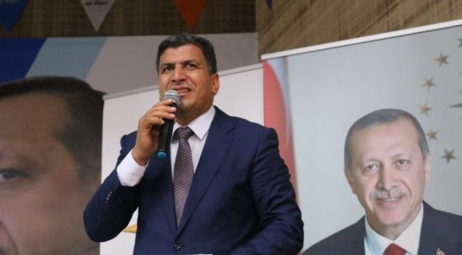 Harran Ak  Parti'de Özyavuz yine güven Tazeledi.