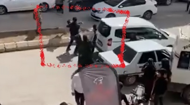 POLİS VATANDAŞI TEKME TOKAT DÖVDÜ