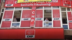 Urfa'da CHP'den flaş karar! Seçime gidiliyor