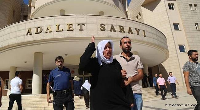 Adalet nöbetindeki Şenyaşar'a hakaret davası açıldı.